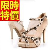 涼鞋-高跟時髦經典款魅力必買女休閒鞋56l60【巴黎精品】