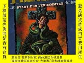 二手書博民逛書店Preacher罕見05 - Stadt der Verdamm