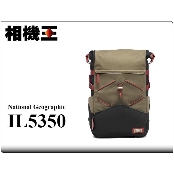 National Geographic NG IL5350 冰島中型後背包 相機包