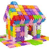 兒童桌面拼裝玩具塑料益智方塊積木