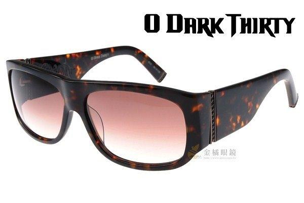 O DARK THIRTY太陽眼鏡 TATTOOYOU C010 (琥珀) 美國設計師手工精品 #金橘眼鏡