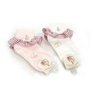 彼得兔/比得兔 精繡蕾絲童襪(短襪)13-16cm(顏色隨機出貨)SK100-M[衛立兒生活館]
