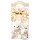 CLEAN純境 熊愛妮 耶誕暖心禮盒(含小熊布偶吊飾)