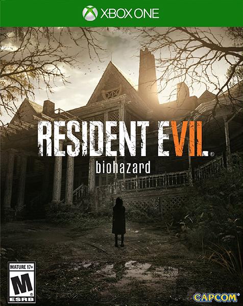 X1 Resident Evil 7 Biohazard 惡靈古堡 7:生化危機(美版代購)