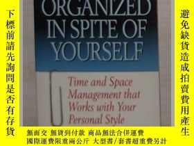 二手書博民逛書店英文原版罕見How to Be Organized in Spi
