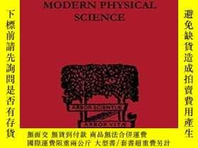 二手書博民逛書店The罕見Metaphysical Foundations Of Modern Physical Science奇