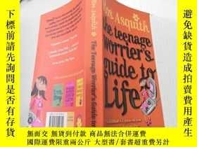 二手書博民逛書店The罕見teenage worries guide to life青少年的憂慮生活指南Y212829