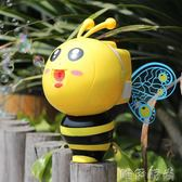 泡泡槍 小蜜蜂電動七彩泡泡機全自動兒童玩具相機補充液不漏水男女孩禮物igo 唯伊時尚