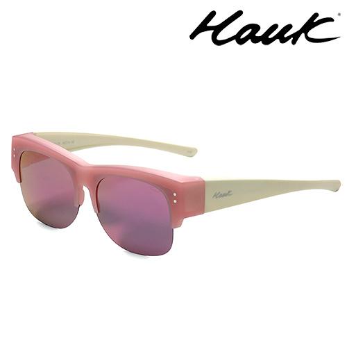 HAWK偏光太陽套鏡(眼鏡族專用)HK1015A-76