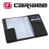 【Caribee 澳洲】RFID 防盜護照證件夾『黑』CB-1394 旅遊.旅行.出國.證件夾.護照夾.收納包.防竊