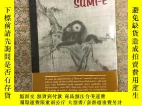 二手書博民逛書店The罕見art of Sumi-e: Appreciation