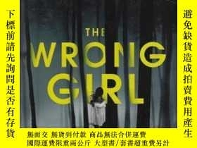 二手書博民逛書店The罕見Wrong GirlY307751 Wilson, L