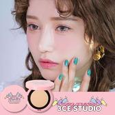 韓國 3CE STUDIO 網格氣墊粉餅 14g 氣墊粉餅 底妝 網狀氣墊粉餅 3CONCEPT EYES 波波黛莉推薦