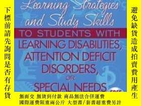 二手書博民逛書店Teaching罕見Learning Strategies And Study Skills To Student