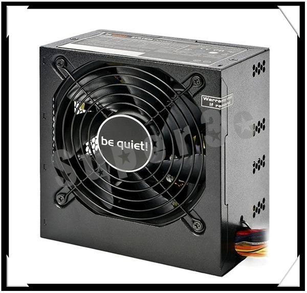 新竹【超人3C】be quiet ! SYSTEM POWER 7 400W 82+銅牌 超靜音風扇