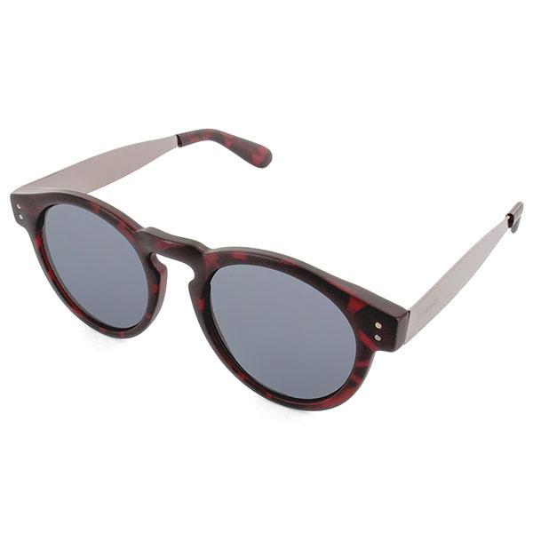 KOMONO 太陽眼鏡 Clement 克萊蒙金屬系列-玫瑰琥珀x銀
