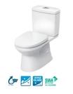 【麗室衛浴】日本 INAX 雙體馬桶 易潔抗污釉面 AC-504VAN-TW/BW1
