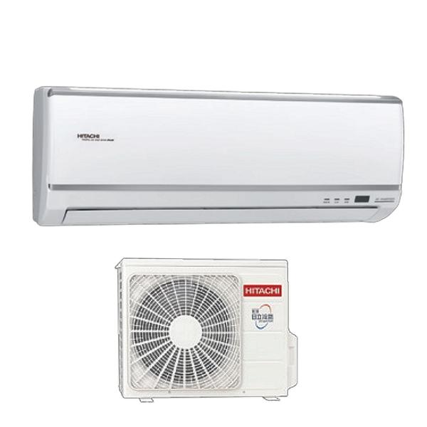 本月特價24980元【日立冷氣】 適用於4-5坪 2.8kw 變頻冷專型冷氣《RAS/RAC-28QK1》壓縮機10年保固