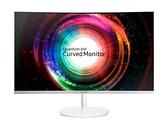 Samsung 三星 C32H711QEE CH711 31.5吋 WQHD 量子點 1800R 曲面 顯示器 螢幕