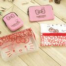 Hello Kitty 收納包 筆袋 化...