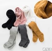 童裝 加厚毛圈素色褲襪 小中大童褲襪 兒童襪 橘魔法Baby magic 現貨 保暖襪 女大童 白色 洋裝搭配
