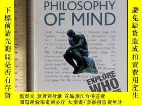 二手書博民逛書店Understand罕見philosophy of mind language cognition 心靈哲學 英文