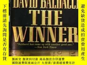 二手書博民逛書店THE罕見WINNER DAVID BALDACCIY19413