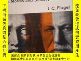 二手書博民逛書店Man,Morals罕見and SocietyY57098 J.