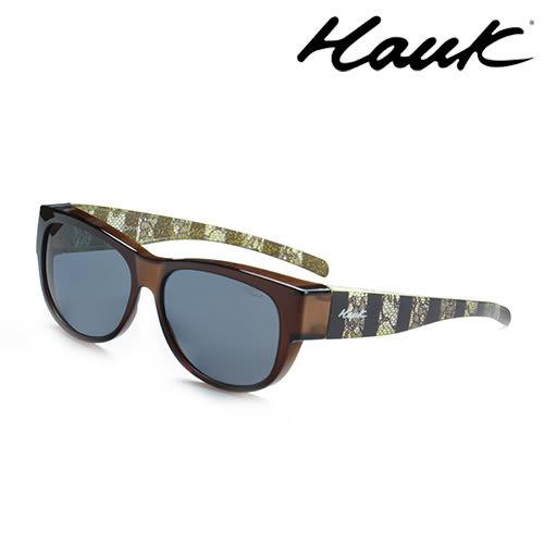 HAWK偏光太陽套鏡(眼鏡族專用)HK1006-23