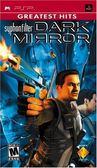 PSP  Syphon Filter Dark Mirror  虹吸戰士:黑鏡(美版 )