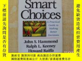 二手書博民逛書店Smart罕見ChoicesY17030 John S. Ham