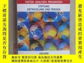 二手書博民逛書店外文書罕見GLOBLE TRENDS 1998(共474頁,32