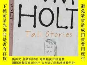 二手書博民逛書店Tall罕見Stories contains EXPECTING