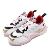 Puma 休閒鞋 Rise CHARLOTTE 白 粉紅 金 女鞋 聯名款 復古慢跑鞋 運動鞋 老爹鞋【ACS】 37286001