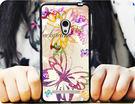 ✿ 3C膜露露 ✿ {夢幻蝴蝶*黑邊軟殼} ASUS 華碩 Zenfone 6手機殼 手機套 保護套 保護殼