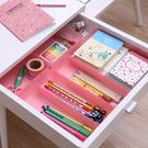 炫彩抽屜多用整理盒 日式 廚房 餐具 文具 雜物 分類 儲物盒 創意 ( L )【A006-2】MY COLOR