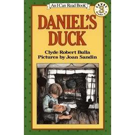 〈汪培珽英文書單〉〈An I Can Read系列:Level 3)DANIEL'S DUCK/ 讀本