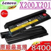 LENOVO 電池(原廠最高規)-聯想 X200,X201,42T4536,42T4538,43R9254,43R9255,42T4694,42T4695