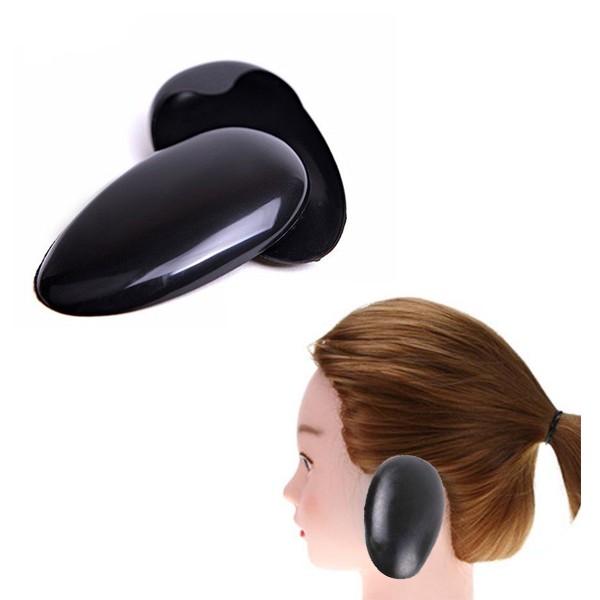染髮燙髮護髮 矽膠耳罩 1對賣 防護耳朵 染髮耳罩 燙髮耳罩 耳罩(C01-0290)