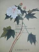 【書寶二手書T9/收藏_ET7】Christie s_Fine Chinese Modern Paintings(I)_