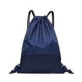 束口包 尼龍束口袋後背包防潑水運動背包學生足球籃球包大容量輕便定制包 芊墨左岸