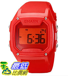 [106美國直購] Freestyle 手錶 Men s 101054 B005JRAKYK Shark Classic Rectangle Shark Digital Watch