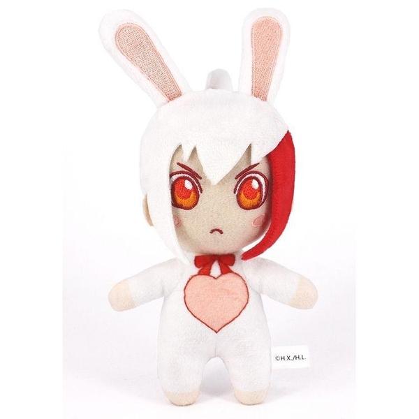 絨毛娃娃《特殊傳說》冰炎X霸氣兔布偶裝