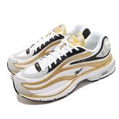 Reebok 慢跑鞋 Premier Pump Paris 白 金 男鞋 女鞋 復古運動鞋 DMX 避震 充氣科技 運動鞋【ACS】 FX4071
