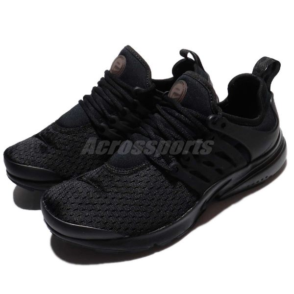 Nike 魚骨鞋 Wmns Air Presto 全黑 低筒 復古慢跑鞋 女鞋 休閒鞋 【PUMP306】 878068-007