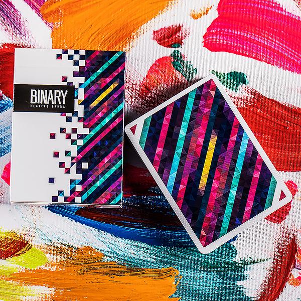 【USPCC撲克】Binary Playing Cards