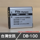 Ricoh 理光 DB100 DB-100 LI50B LI-50B 台灣世訊 日製電芯 副廠鋰電池【一年保固】