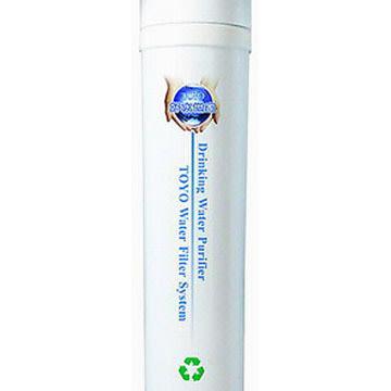 TOYO 東洋歐帝克 第三道 銀添活性碳濾心  適用TA9000 淨水器