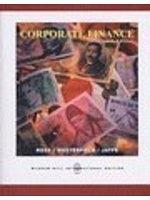 二手書 Corporate Finance 7th Edition + Student CD-ROM + Standard & Poor s card + Ethics in Finance Pow R2Y 0071239375