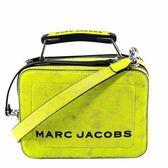 ■專櫃55折■Marc Jacobs M0014508 復古懷舊The Box 20 包 黃色